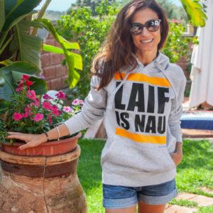 LAIF IS NAU Hoodie